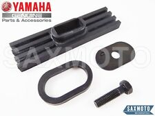 YAMAHA rd350 YPVS rz350 GUARNIZIONE IN GOMMA KIT SERBATOIO BENZINA POSTERIORE/FUEL TANK mounting