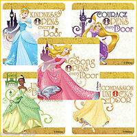 Disney Princess Stickers x 15 - Motivational - Teachers Doctors - Birthday Party