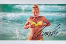 CHANELLE WYRSCH 2 DSDS Foto 20x30 orignal signiert IN PERSON Autogramm signed