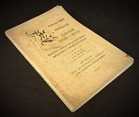Ancien livre Guide Pratique du Débutant PHOTOGRAPHIE ART NOUVEAU 1901 A.SORET