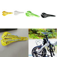 Lightweight Bike Mountain Bicycle Seat Saddle Hollow Out Spider Ergonomic YJL