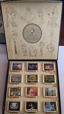 Disney Short Films Collection Box Set of 12 Pins LE 300 D23 Expo