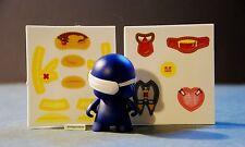 Marvel Micro Munny Vinyl DIY Munnyworld Series 2 Kidrobot Cyclops