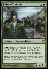 MTG ELDER OF LAURELS FOIL - ANZIANO DEGLI ALLORI - ISD - MAGIC
