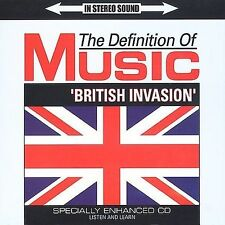 Drews Famous Band : Definition of Music British Invasion CD