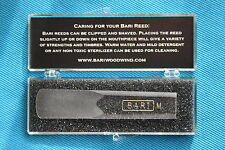 Bari Original Series Synthetic Tenor Sax Reed, Medium Strength, 3.0-3.5, BRTSM
