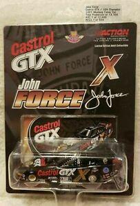 JOHN FORCE 2001 CASTROL 10X CHAMPION 1/64 ACTION DIECAST FUNNY CAR 1/13,104