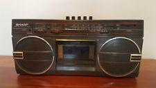 Sharp Stereo Radio Cassette Recorder GF-3939 Boombox