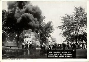 SWANSON'S WRECK : EARLY INDIANAPOLIS 500 ; CHAS. BELL : TOWER STUDIOS : / (1946)