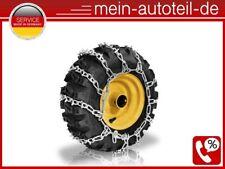 Schneeketten Schneeketten Satz 18x6.50-8 Traktorschneekette Traktor