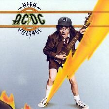 AC/DC Rock Compilation Music CDs & DVDs