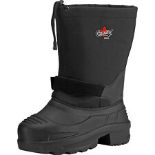CHOKO Men's Eva Thermal Snowmobile Boots, 96U3050-00-5, Size 5, Black