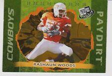 2004 Press Pass Paydirt #PD5 Rashaun Woods