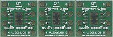 """3 PCS. - DFN8-4x4 0.80mm naar DIP8 0.3"""" socket. [NL]"""