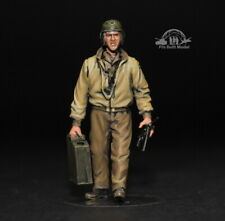 (Pre-Order) US Tank Crew Europe Theater WW2 1:35 Pro Built Model #14