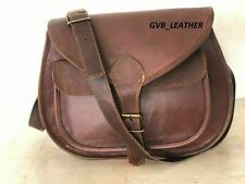 Bag Handmade Purse Genuine Artisan women Leather Bag Cross Body Shoulder