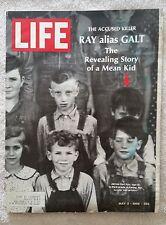 LIFE Magazine May 3, 1968; The Acused Killer, Ray Alias Galt - RARE FIND!