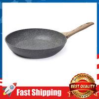 9.5 Inch Nonstick Frying Pan Aluminum Cookware with Bakelite Handle PFOA Free