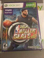 NBA Baller Beats (Microsoft Xbox 360, 2012) complete