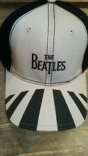 Beatles - Abbey Road (Black & Grey) - Official Baseball Cap/Pet - NEW