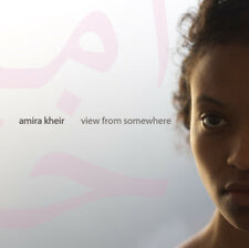 Amira Kheir : View from Somewhere CD (2011) ***NEW*** FREE Shipping, Save £s