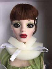 """Tonner Wilde Imagination Evangeline Parnilla Ghastly Mossy Tombstone 18"""" Doll LE"""