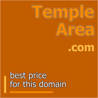 Temple Area.com reg2005aged GoDaddy$1333 OLD age YEAR web WEBSITE top RARE great