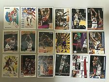 Charles Barkley 54 Card Lot (Starter Kit)  Base, Sub-sets, Inserts