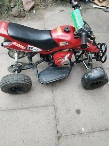 kids 50cc quad bike petrol