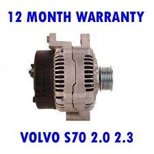 VOLVO S70 2.0 2.3 2.4 2.5 1997 1998 1999 2000 REMANUFACTURED ALTERNATOR
