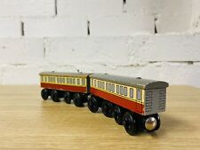 Express Coaches - Thomas The Tank Engine Wooden Railway Trains WIDEST RANGE