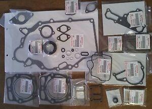 FD620D Gasket set will fit John Deere 425 445 2500B F911 Kawasaki  FD590V