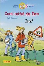 Conni-Erzählbände 17: Conni rettet die Tiere (farbig illustriert) von Julia Boehme (2017, Gebundene Ausgabe)