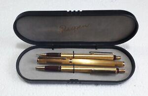 Rexpen, pens, set , rollerball, fountain anď pencil, plastic box,