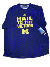 Adidas Hail To The Victors Michigan Shirt Men's Size 2XL NWT