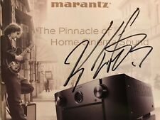 Marantz Limited Edition Test Demo Signed by Ken Ishiwata RARE BluRay Dolby Atmos