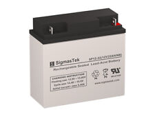 Schumacher Electric PP-2200 Portable Power Unit Replacement Battery by SigmasTek