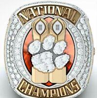 Clemson Tigers 2019 National Championship Ring National Champions Ring USA!