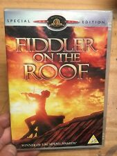 Fiddler On The Roof:Special Edition(R2 DVD)New+Sealed Topol Oscar Winner Jewison