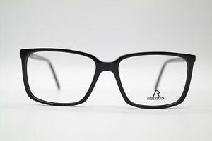 Rodenstock 5320 Schwarz oval Brille Brillengestell eyeglasses Neu