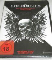 The Expendables - DVD/NEU/OVP/Sylvester Stallone/Jason Statham/Jet Li/EDC/FSK 18