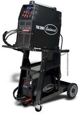 TIG200 Tig Welder- Eastwoo & Versa 60 Cut Plasma Metal Cutter Kit Plus Weld Cart