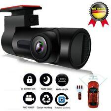 Mini HD 1080P Auto Kamera DVR Dash Cam Camcorder Video Recorder G-Sensor 170°