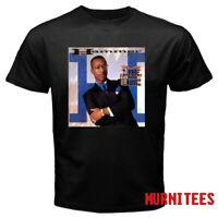 MC Hammer Famous Singer Rap Hip Hop Album Cover Men's Black T-Shirt S to 3XL