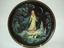 BRADEX TIANEX RUSSIAN LEGENDS THE SNOWMAIDEN  PLATE