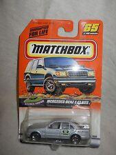 1:64 Scale: Matchbox: Series13: Mercedes-Benz E-Class, No. 36569, #65 of 100 Veh