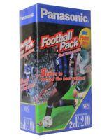 Panasonic 2 x E-240 Cassette Video VHS  (Réf#A-229)
