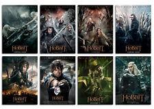 the hobbit 3 The Battle of the Five Armies 2014 new Movie Postcard 8pcs per set