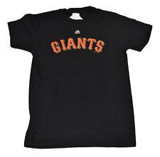 Majestic MLB Mens San Francisco Giants Baseball Shirt New M