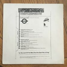 London Underground - A Compilation of Independent Club/Dance Music 1992 LP